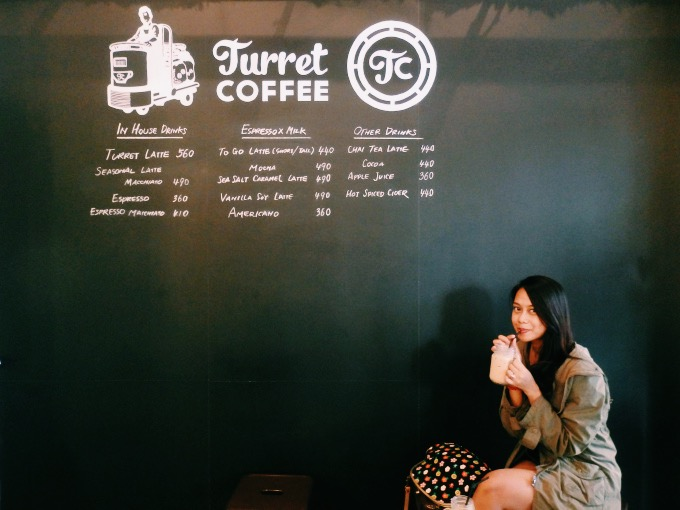 Best Coffee in Tokyo – Turret Coffee