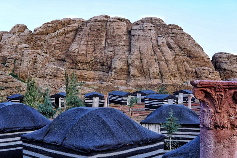 What to Expect at a Bedouin Campsite in Petra