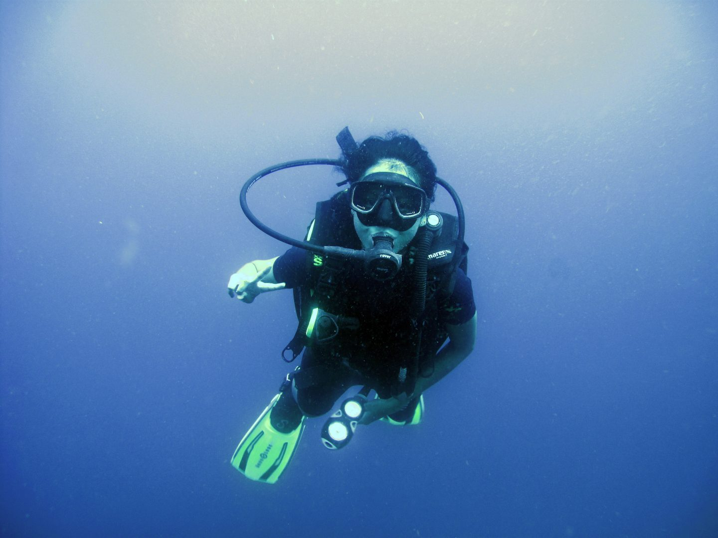 10 Tips for the Nervous New Diver