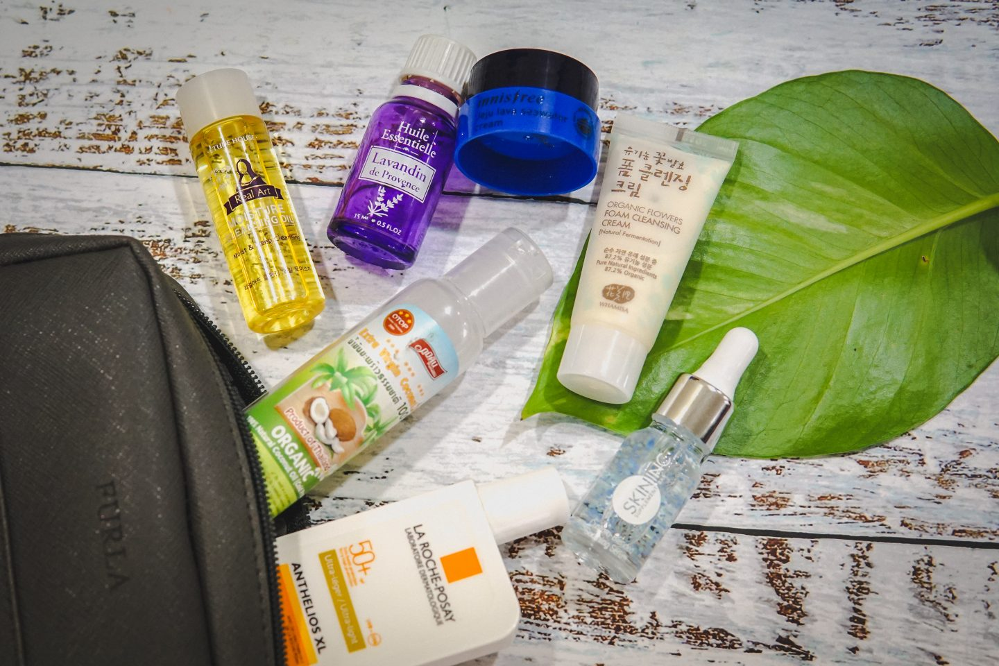 My Tropical Vacation Skincare Essentials