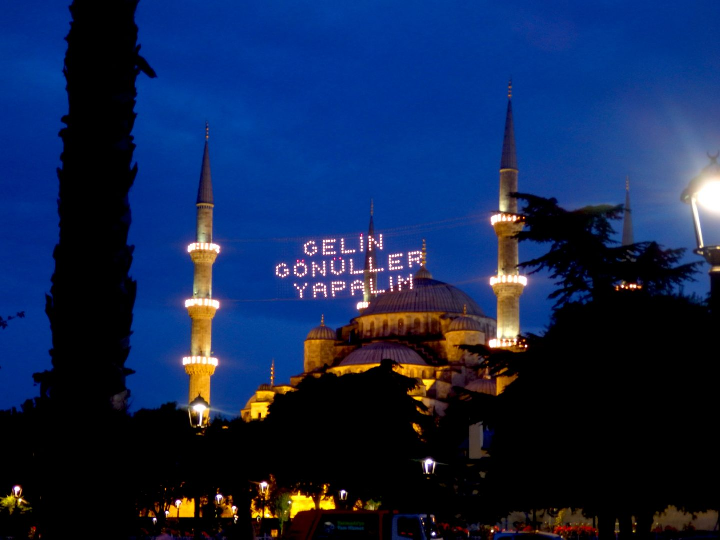 Storytime: I Got Sniffed at in Istanbul
