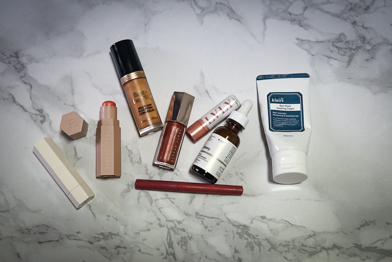 Monthly Favourites: Travel Beauty Roundup April 2019